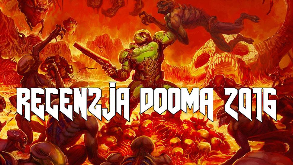 Recenzja Doom (2016)