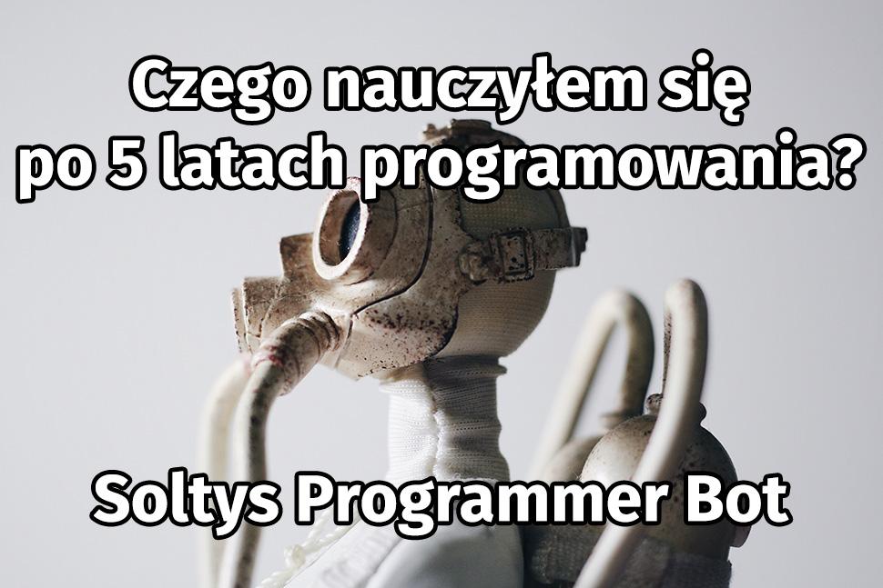 Po 5 Latach Programowania