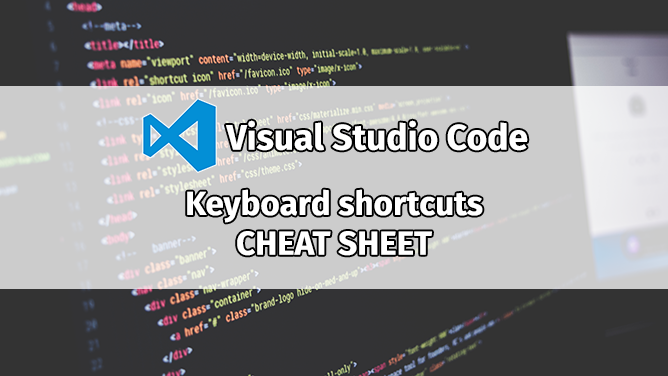 Vscode Cheat Sheet