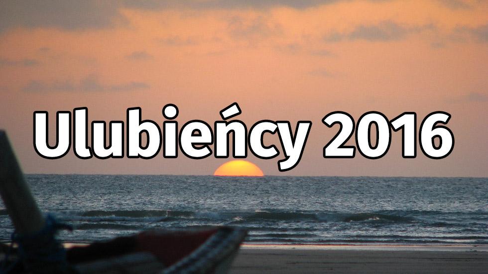 Ulubiency 2016