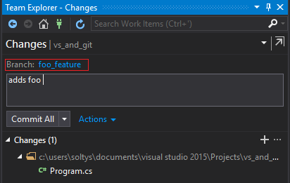 vs_git_commit_into_foo