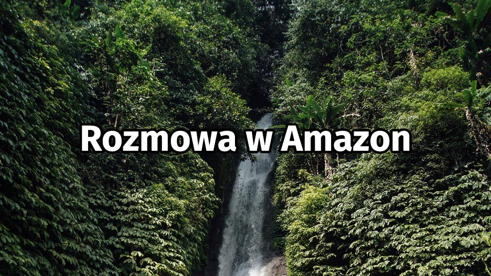 Rozmowa O Pracę W Amazon (Video)