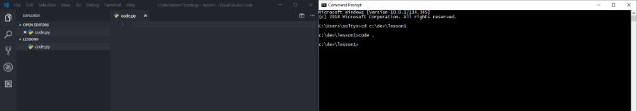 window_code_console_side_by_side